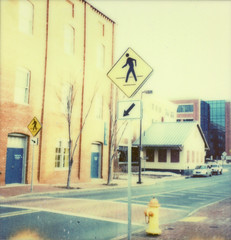 PX680 test film: Carroll Creek