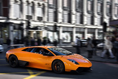 Super Veloce. (Alex Penfold) Tags: road street camera orange london cars alex sports car canon photography photo cool shot image awesome 4 picture fast super f1 spot harrods knightsbridge junction exotic photograph lp panning lamborghini supercar dsl sv spotting numberplate exotica supercars brompton trax murcielago 670 lambo penfold traxx sloane veloce spotter murci 2011 60d hpyer lp6704 lp670 f1dsl