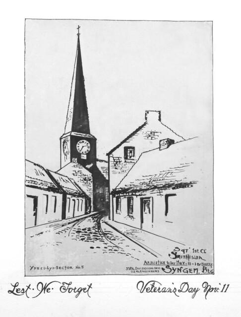 29.0 1918 Zingem