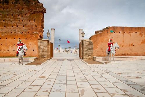 Rabat - Tour Hassan