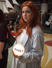 Amy Pond (Fernando Lenis) Tags: orlando pond amy photos cosplay who doctor button fernando fl megacon forget cosplayers 2011 lenis
