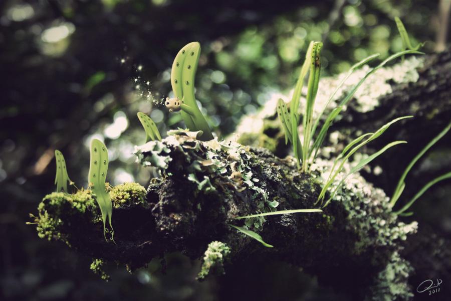 Aaron Quist/Grass Sprites