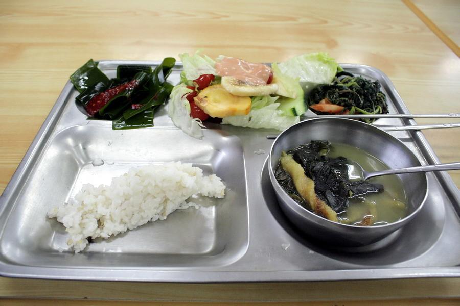 My lunch set