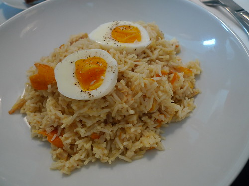 Kedgeree at Le Bal
