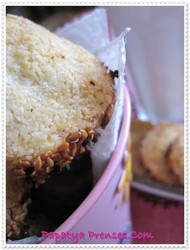 parmesanlı bisküvi