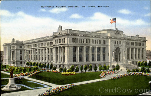 Municipal Courts Building St. Louis