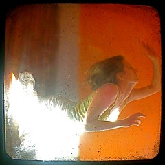 93/365 (beth maciorowski) Tags: light portrait orange sun self square glow 365 anticipation duaflex ttv 4311 3652011