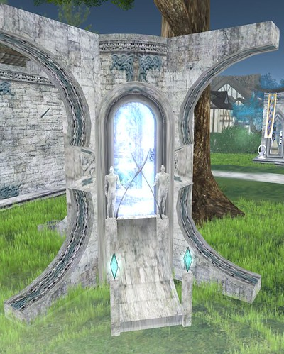 Mystical Gateway