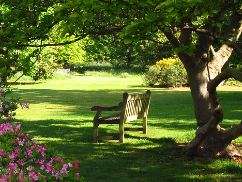 Things That Inspire: Garden benches