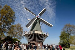Keukenhof windmill (Graham Fellows) Tags: holland netherlands windmill molen keukenhof lisse windmuehle