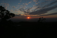 IMG_1482 (shenglin.fu) Tags: taiwan taichung nature sky cloud sunset mountain tree