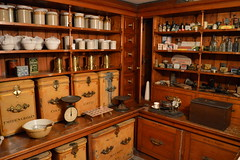Pantry (dhcomet) Tags: wimpole hall national trust stately home cambs cambridgeshire pantry housekeeper provisions