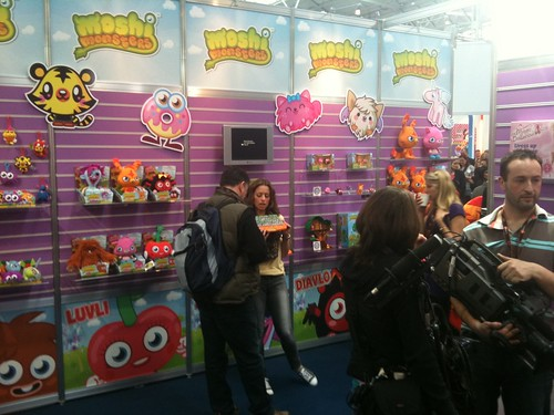 More Moshi Monsters