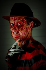 Brent the Villain (rexboggs5) Tags: scary villian flickrchallengegroup flickrchallengewinner compsrpcfcg