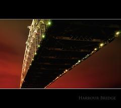 Sydney (Faisal!) Tags: bridge night harbor asia harbour sydney australia