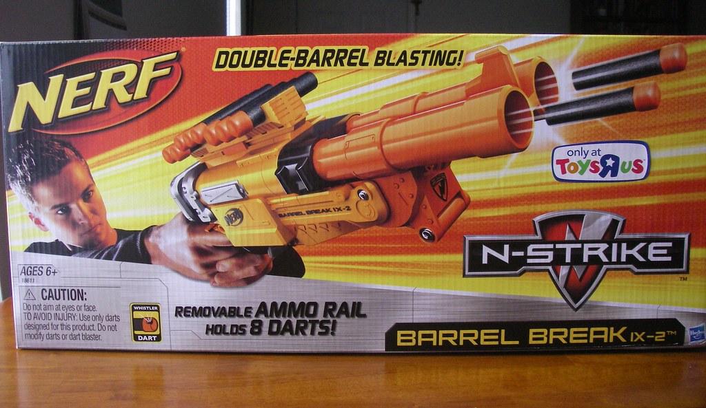 MEGA MASTADON - NEW NERF GUNS FOR SALE - IN BOX