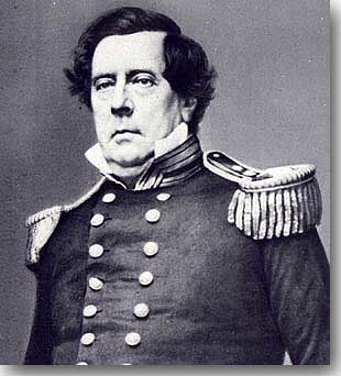 Commodore Matthew Perry 1794 - 1858