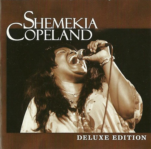 Shemekia Copeland CD Cover