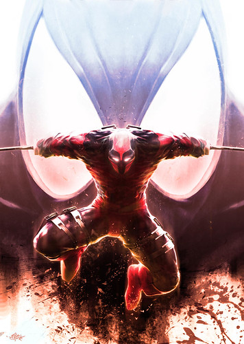 Spider-Man Shattered Dimensions (Beenox / Activision)_Deadpool