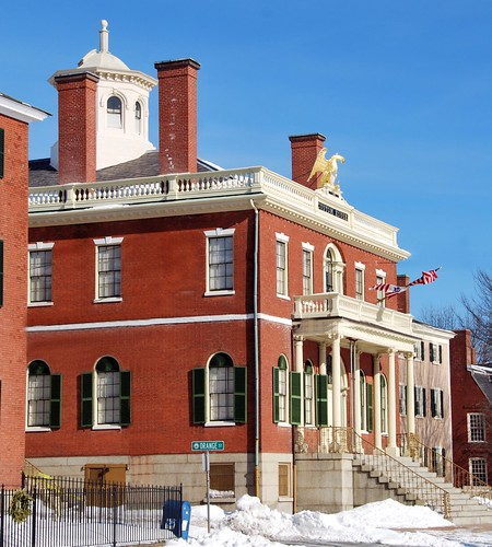 The Salem Custom House
