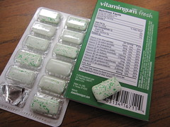 Vitamingum Spearmint