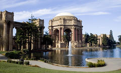 Another shot of the Palace of Fine Arts (quanzaa) Tags: show sanfrancisco china california seattle park street old city newyorkcity travel family flowers autumn friends light sea party summer vacation sky people urban music food usa sun house holiday chicago newyork flower art fall love beach nature museum architecture kids night clouds canon garden landscape fun photography la photo washington spring san asia raw day unitedstates photos live