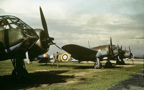 Bristol Blenheim Mk. 1F
