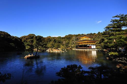 Kinkaku-ji, 金閣寺, Temple of the Golden Pavilion