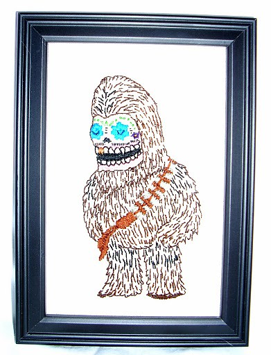 Chewbacca Of The Dead