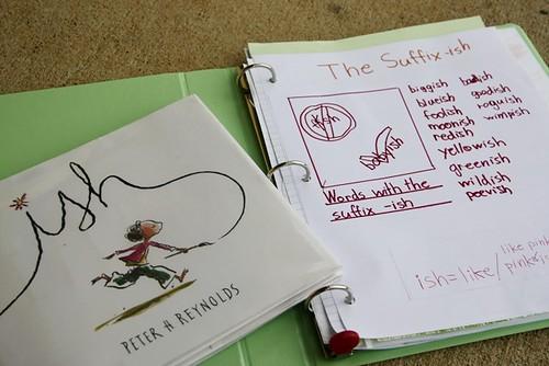ish notebooking