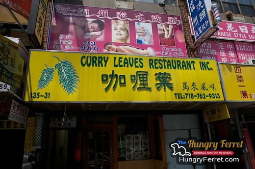 Curry Leaves Restaurant Inc.