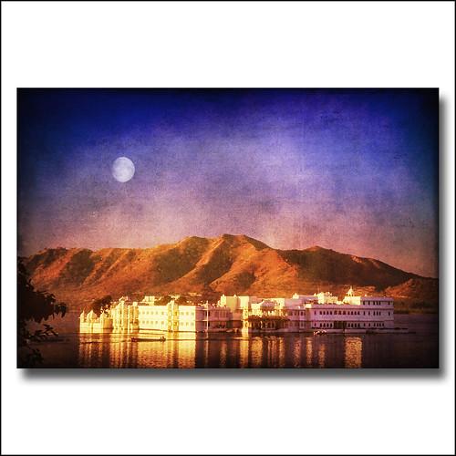 Lake Palace . Udaipur . India