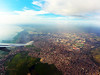 I'm Up Here... (Daniel Y. Go) Tags: travel airplane landscape lumix aircraft philippines flight aerialview panasonic manila lx5 lumixlx5 gettyimagesphilippinesq1