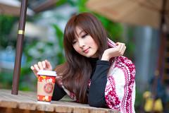 (Funstyle) Tags: portrait woman cute girl beauty model nikon asia taiwan babe taipei  patty peopel       2011 2470  d700  dodopatty