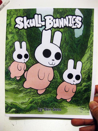 Skullbunny Plushie
