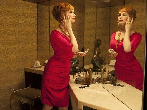Mad Men's Christina Hendricks as Joan Holloway
