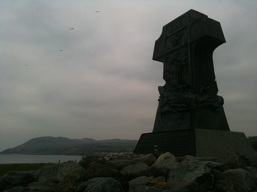 Monument to the Battle Cruiser Varyag