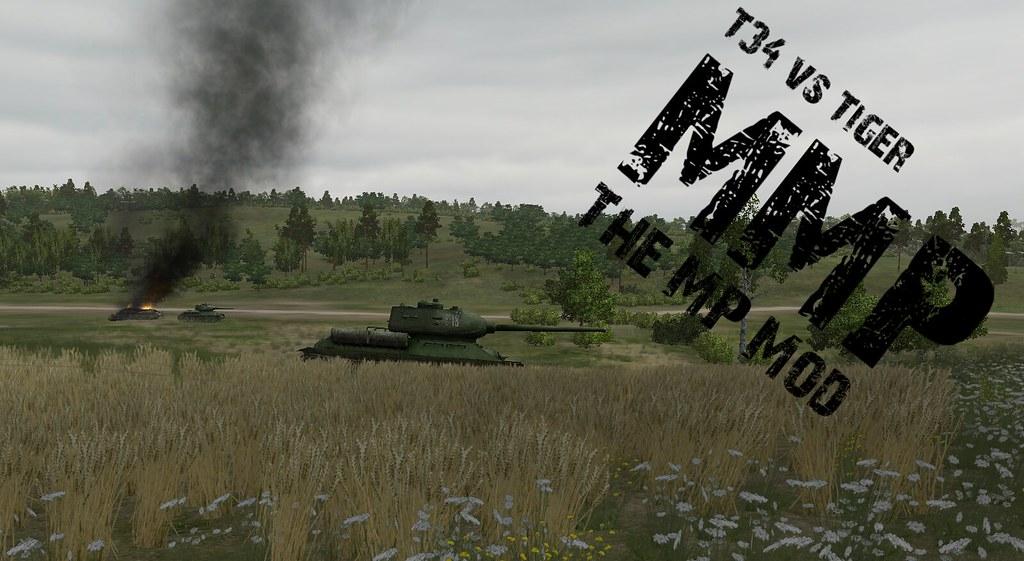 T34 vs Tiger MMP the MP mod - SUBSIM Radio Room Forums