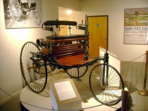 1885 Benz Patent Motorwagen (Replica)