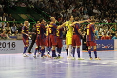 Caja-Bara89 (dggsegovia) Tags: segovia copa futbolsala futbolclubbarcelona semifinales pedrodelgado cajasegovia futsalsegovia