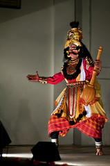 Keremane Shivanand Hegde as Duryodhana - Yakshagana from Karnataka (Anoop Negi) Tags: portrait india art photography for photo dance media open image theatre photos delhi indian air bangalore north creative culture images best indie po ritual form tradition mumbai karnataka hindu anoop indien pune pp inde negi ramayana ncl  hegde epics  yakshagana ndia photosof   ezee123 mahabharatha  intia kanara honnavar  n duryodhana bestphotographer   shivanand imagesof anoopnegi keremane     jjournalism  ndia n indi
