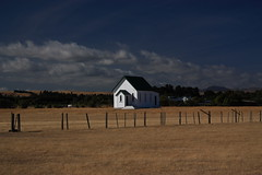 Little white chapel (Martinborough) - matthew.morgan95