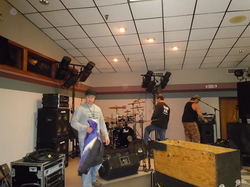 02/05/11 Sarah Wierman Benefit @ Clearwater, MN (Pre-show)
