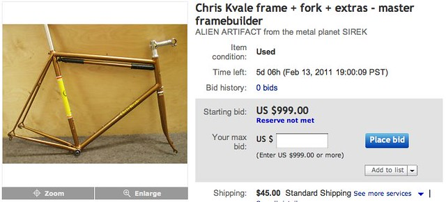 Chris Kvale For Sale