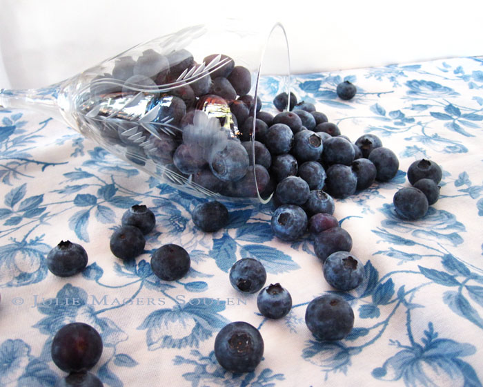 Grandmas Blueberries