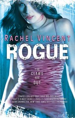 April 1st 2008 by Mira     Rogue (Shifters #2) by Rachel Vincent