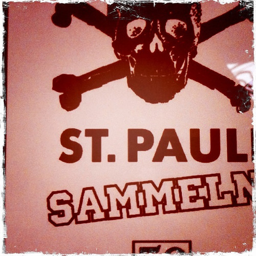 Panini Album Sticker St Pauli