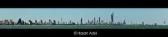 Kuwait Pano (HASAN_ADEL) Tags: panorama beach canon pano kuwait 450 الكويت كويت شاطئ بحر 450d بانوراما كانون بانو