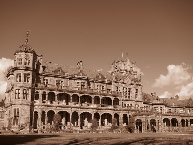 Viceregal Lodge (sepia)