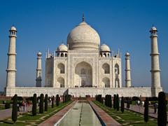 Agra 047 - Taj Mahal